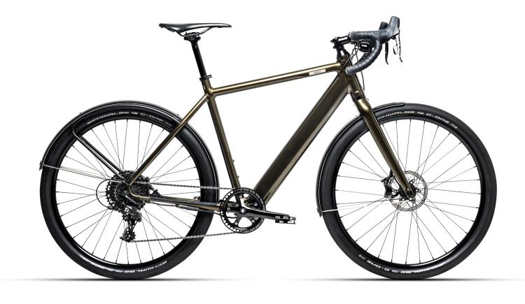Coboc TEN Torino gravel ebike