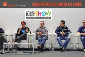 Ebike e moto, due mondi a confronto con i protagonisti del settore