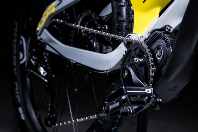 Motore MPF ebike G6 di Greyp