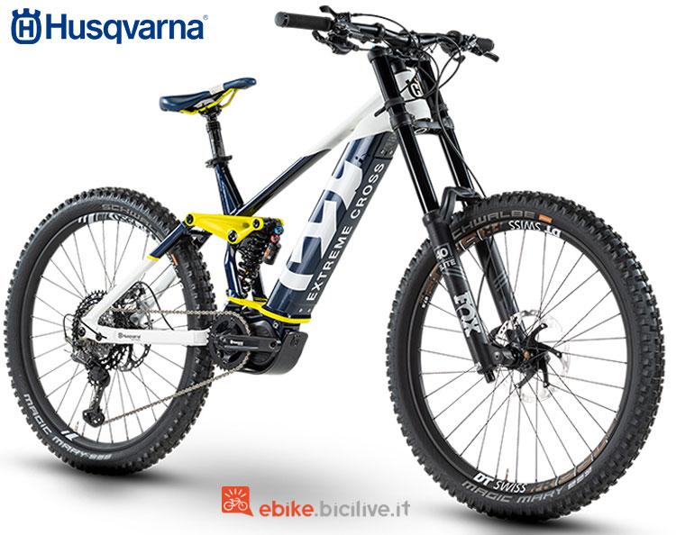 extreme cross Husqvarna EXC10  gamma 2019