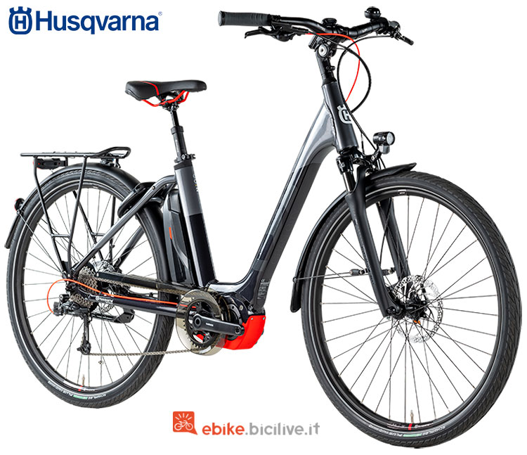 bici Husqvarna GC2 catalogo 2019