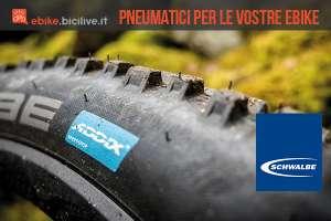Schwalbe E-bike: tre pneumatici per le vostre pedelec