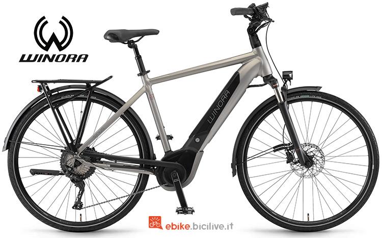 Bicicletta elettrica Winora Sinus iX11 serie 2019