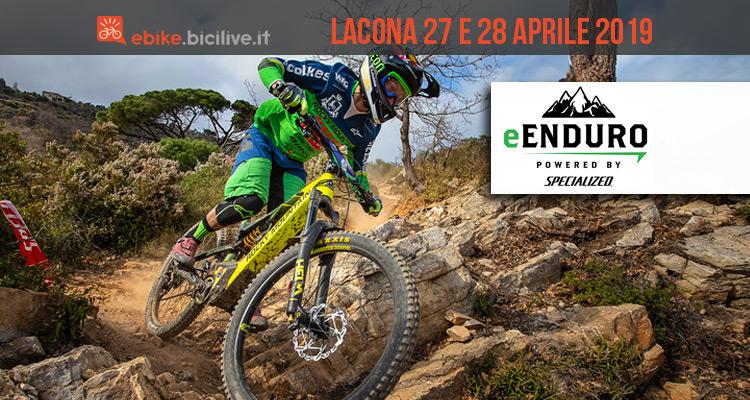 E-Enduro 2019: la seconda tappa a Lacona 27 e 28 aprile