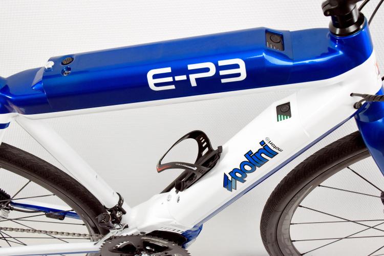 Cover batteria E-P3 Polini ebike