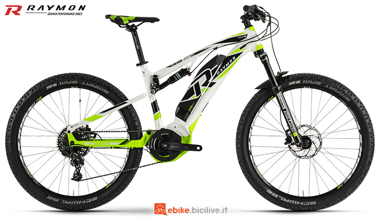 Bici R Raymon E-SevenFullRay 7.0 anno 2019