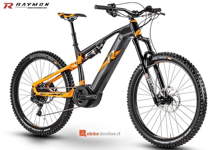 bicicletta R Raymon E-SevenTrailRay 11.0 anno 2019