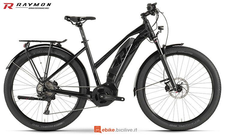 ebike R Raymon E-Tourray 7.0 Uomo catalogo 2019