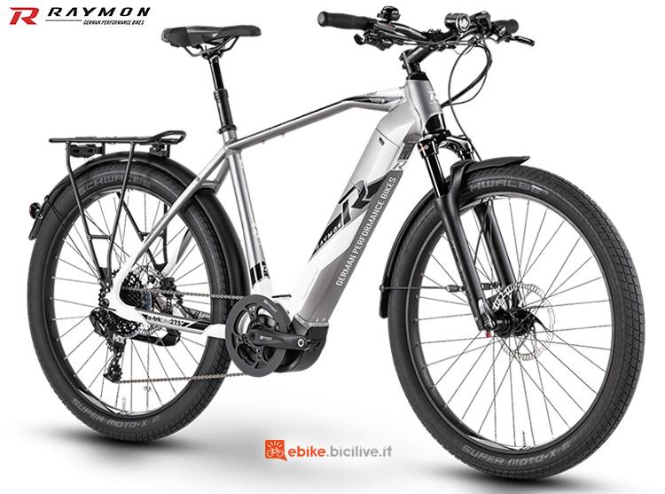 bicicletta elettrica R Raymon E-Tourray 8.0 Uomo gamma 2019