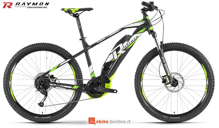 Bicicletta R Raymon E-Sevenray 4.5 serie 2019