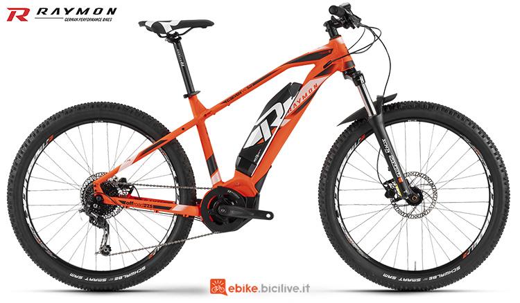 mountainbike R Raymon E-Sevenray 5.0 serie 2019