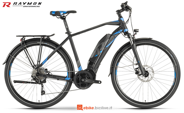 bici elettrica R Raymon E-Tourray 5.0 anno 2019