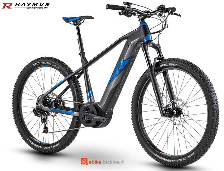bici elettrica R Raymon E-Sevenray 8.0 modello del 2019