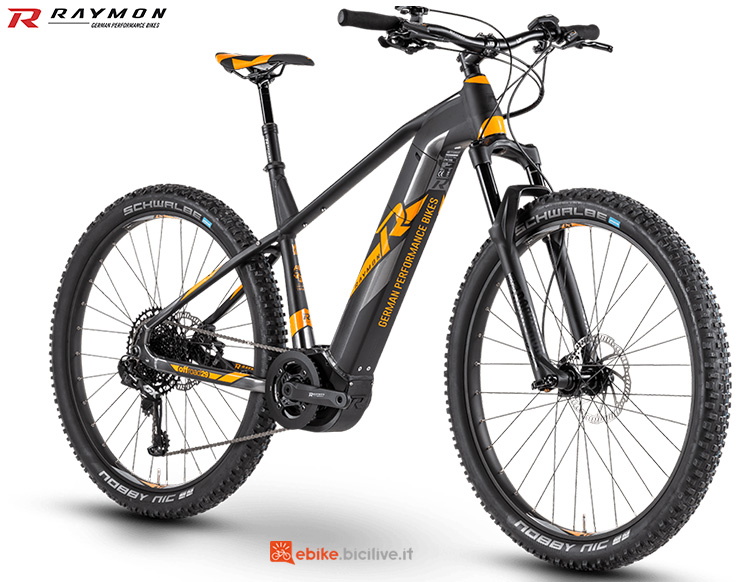 bici R Raymon E-Sevenray 9.0 anno 2019