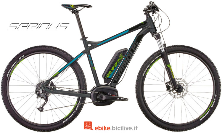 "Serious Bear Rock 27,5"" emtb"