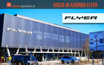 FLYER E-Bikes, pionieri dell'elettrico dalla Svizzera