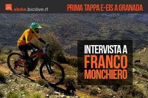 Intervista a Franco Monchiero dopo la prima tappa e-EIS 2019 a Granada