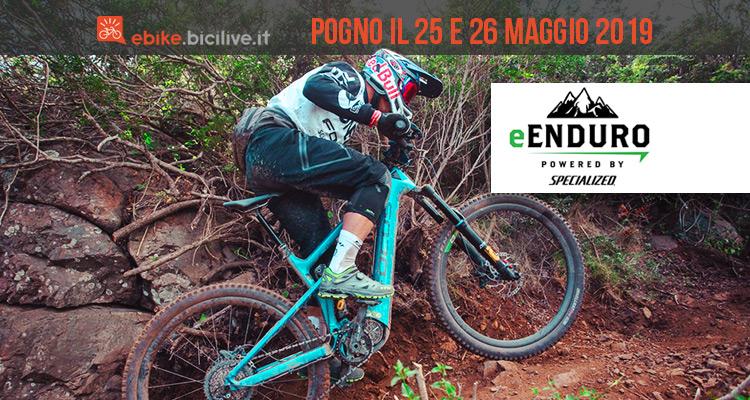 E-Enduro 2019: la terza tappa a Pogno il 25 e 26 maggio