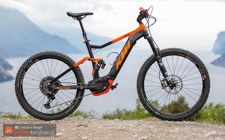 bicicletta elettrica Ktm Kapoho 2971 2019