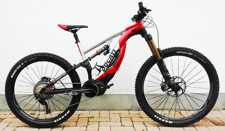 nuova ebike Ducati MIG – RR