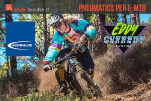 Campagna a suon di video game stile anni '80 per Il primo vero pneumatico per e-bike, Schwalbe Eddy Current e-mtb tires