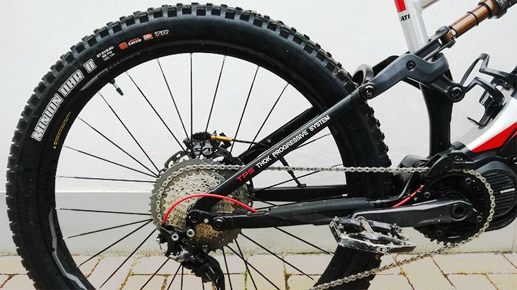 cambio Ducati Mig-RR