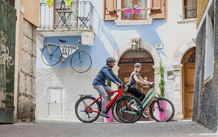 Brose: due famiglie di motori elettrici per e-bike