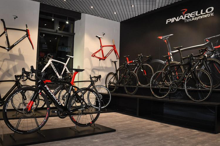 foto delle bici pinarello da doctorbike