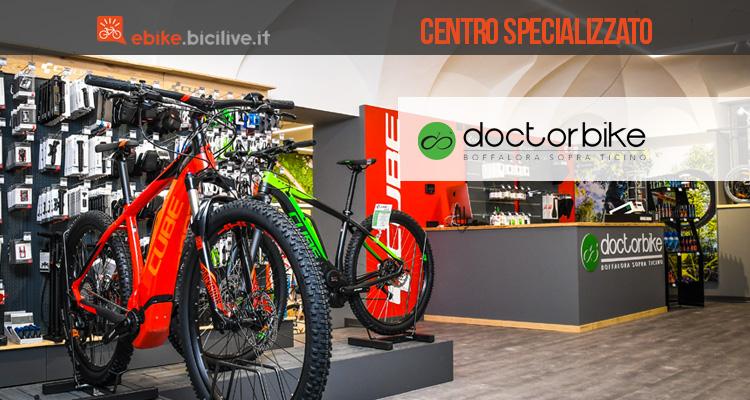Doctorbike, centro specializzato per bici ed ebike