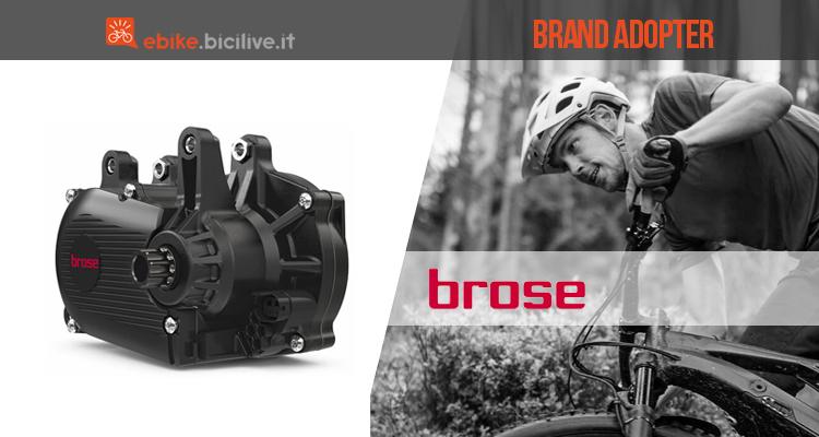 Motori Brose per ebike: i marchi di bici elettriche che li