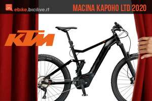KTM Macina Kapoho LTD anno 2020