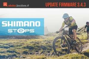 L'aggiornamento firmware 3.4.3 per Shimano STEPS personalizza la modalità ECO