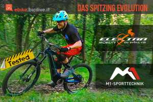 Test M1 Sport Technik: Das Spitzing Evolution