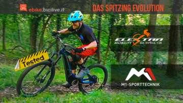 Test M1 Sport Technik: Das Spitzing Evolution