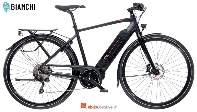 Una e-bike da passeggio E-Spillo Active Gent 2020
