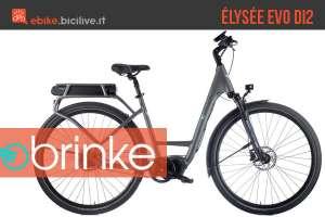 Brinke Élysée Evo Di2: il top di gamma delle city e-bike
