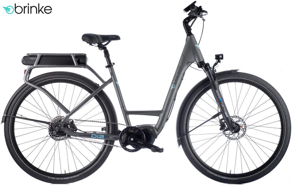 bici elettrica Élysée Evo Di2 con cambio automatico