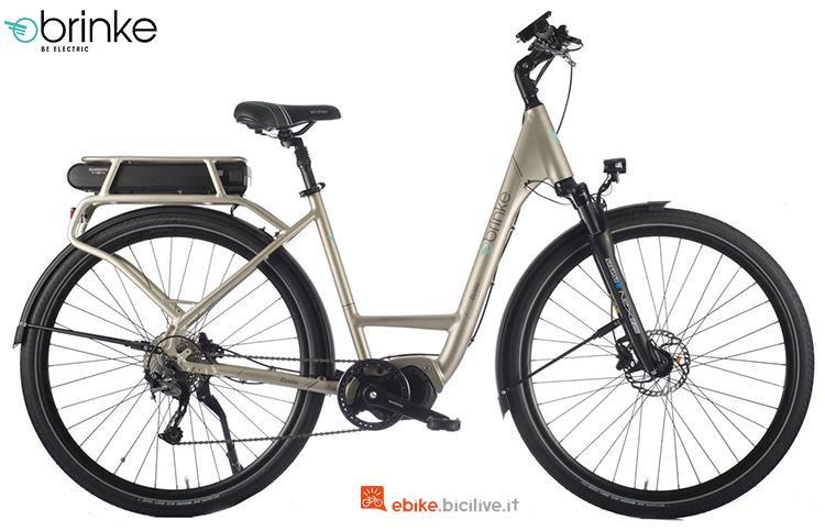 Una e-bike Brinke Élysee EVO Alivio gamma 2019