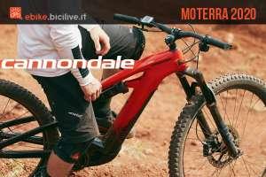 eMTB Cannondale Moterra 2020