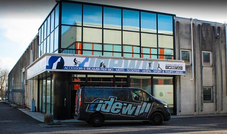 foto dello store Ridewill.it