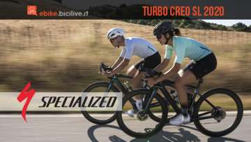 Specialized Turbo Creo SL 2020: e-bike da strada e gravel