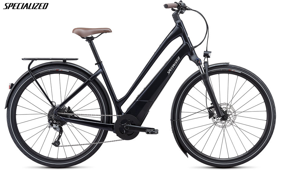Una ebike da città Specialized Turbo Como 3.0 700C Low-Entry gamma 2020