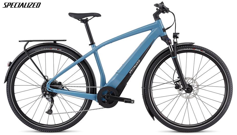 Una bici elettrica a pedalata assistita Specialized Turbo Vado 3.0 Uomo anno 2020