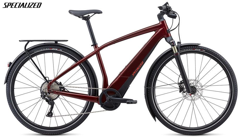 Una bicicletta elettrica a pedalata assistita Specialized Turbo Vado 4.0 Uomo