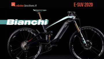Bianchi e-SUV 2020, le nuove e-bike della gamma Lif-E per andare ovunque