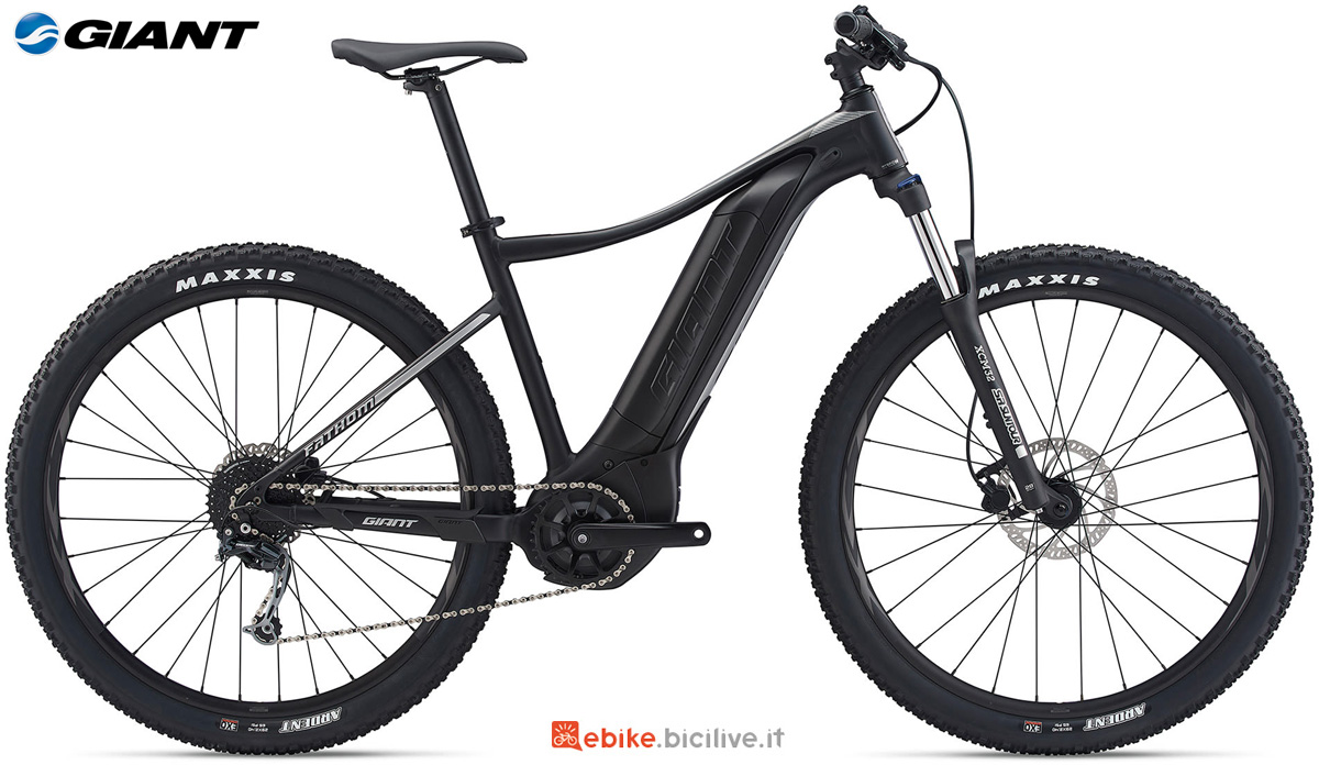Una e-MTB Giant Fathom E+ 3 29 POWER