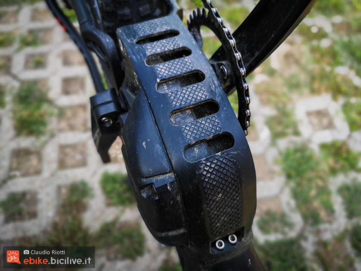 foto della protezione del motore della brinke