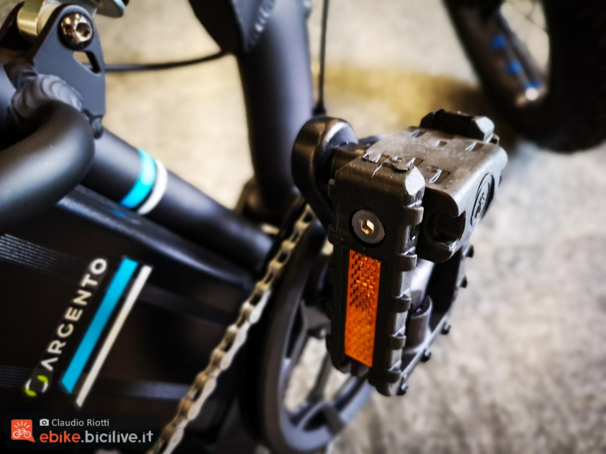 foto dei pedali della bi max