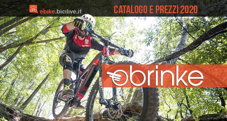 Brinke bici elettriche 2020: catalogo listino prezzi e-bike