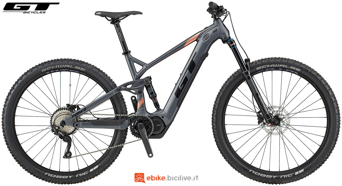 La bici GT-E Force Current 2020